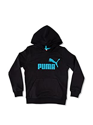 Puma Sudadera Sp Hooded Sweat (Negro)