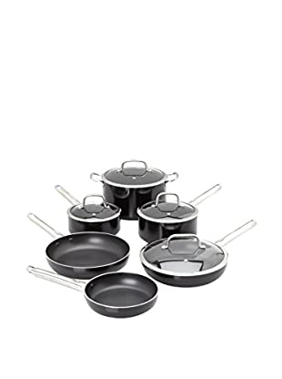 BergHOFF Earthchef Boreal 10-Piece Non-Stick Cookware Set with Bonus 8-Piece Silicone Utensil Set