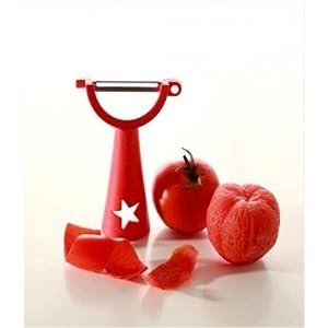 Tupperware Virgin Plastic Peeler