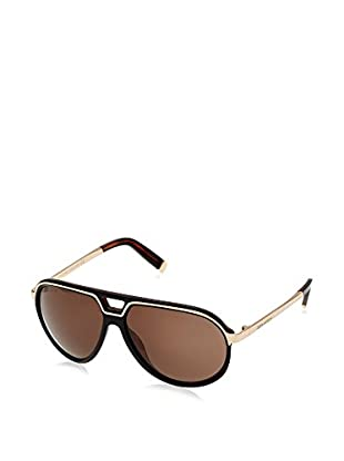 D Squared Sonnenbrille DQ006060 (60 mm) dunkelbraun