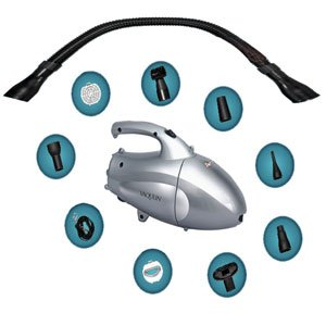 Softel Vacuum Cleaner-Silver