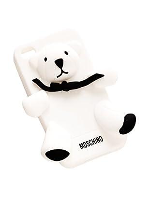 MOSCHINO Case iPhone 4/4S weiß