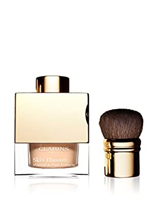 Clarins Maquillaje En Polvo Mineral Skin Illusion N°114 Cappuccino 13 gr