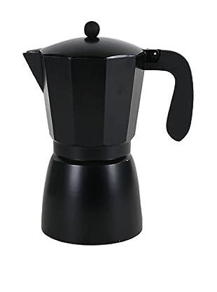 San Ignacio Cafetera 12T Soft Touch Darkblack Negro