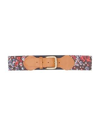 Springfield Cinturón Elastico Floral (marrón)