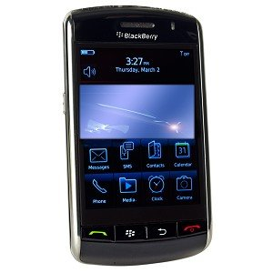 BRAND NEW BLACK BERRY STORM 9530 UNLOCKED MOBILE