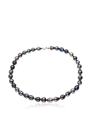 Pearl Addict Collar Plata
