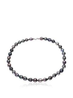 Pearl Addict Halskette silber