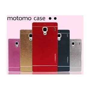 Motomo Ino Metal Back Cover Case For samsung note 3 neo(N7505)-by mobile world