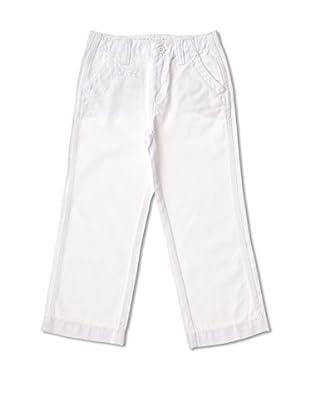 New Caro Pantalón  Niña (Blanco)