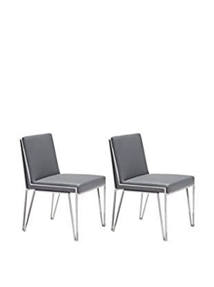 Zuo Set of 2 Kylo Chairs