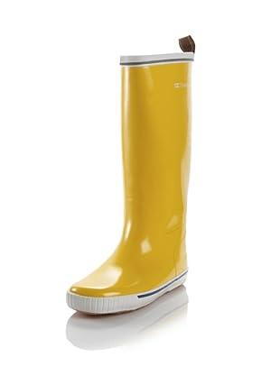 Tretorn Women's Skerry Reslig Rubber Boot (Yellow)