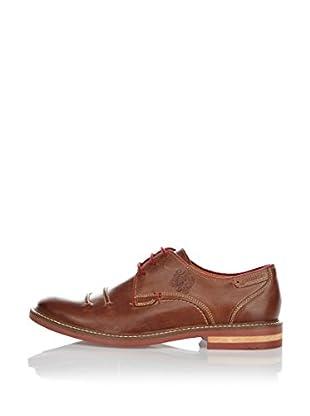 Fretz Men Zapatos Derby Andrew (Cuero)