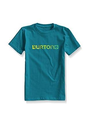 Burton Camiseta Manga Corta Logo Hrz Enamel