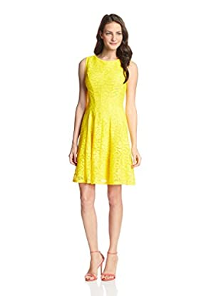 Sandra Darren Women's Sleeveless Fit & Flare Dress