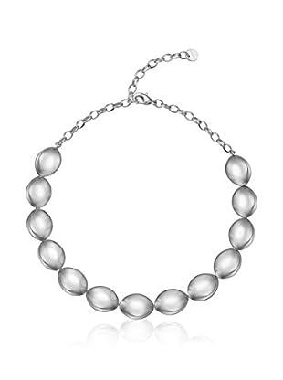 Esprit Steel Collar Prominent Silver