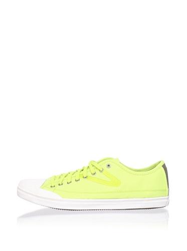 Tretorn Skymra SL Canvas Sneaker (Lime Punch)