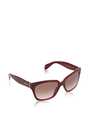 Prada Gafas de Sol 07PS UAN0A6 (56 mm) Burdeos 56