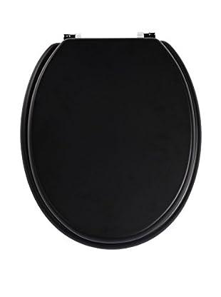 Premier Housewares WC-Sitz 1604093 schwarz