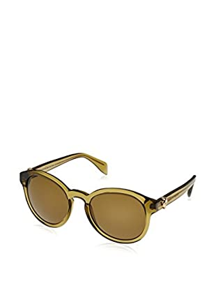 Alexander McQueen Gafas de Sol AMQ4196/S (52 mm) Verde