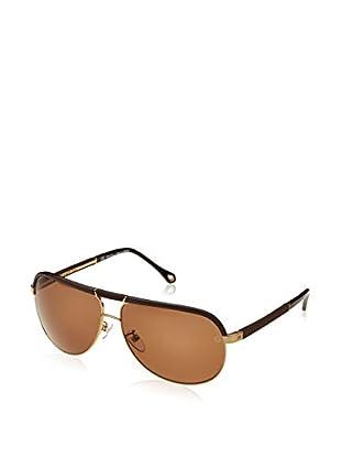 E. Zegna Gafas de Sol SZ3286M_8FFP (64 mm) Dorado / Gris