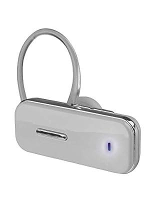 Sharper Image Mono Bluetooth Headset (White)