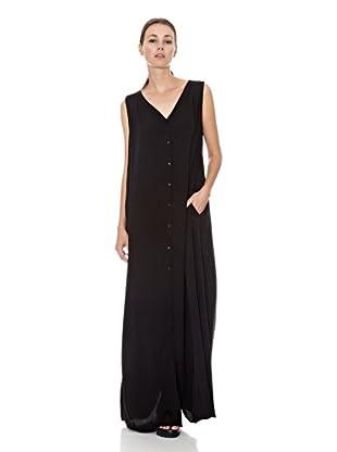 Mango Vestido Longoria (Negro)