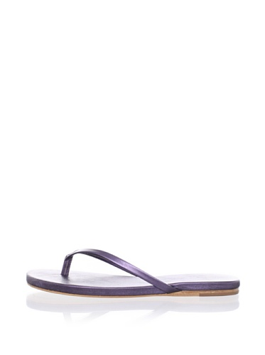 Fiel Women's Carrera Flip Flop (Purple)