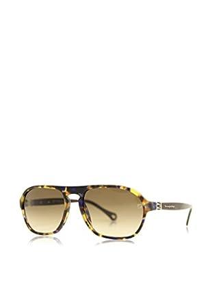 Ermenegildo Zegna Sonnenbrille EZ-3655-744M braun