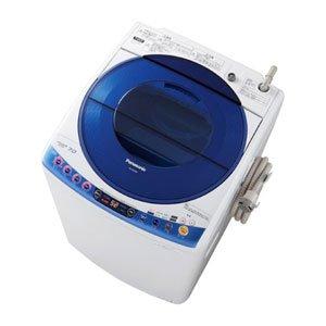 【クリックで詳細表示】パナソニック 全自動洗濯機 NA-FS70H5-A ブルー 洗濯・脱水 7.0kg: 大型家電