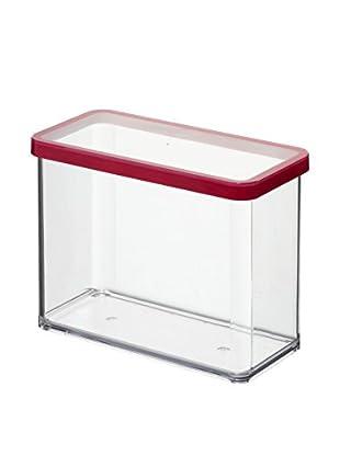 Rotho Frischhaltebox 4er Set Loft - Starter 2.1 L transparent