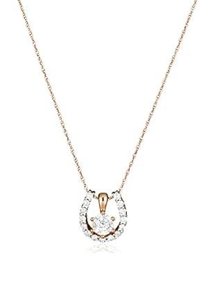 Bentelli Collar Oro Rosa / Oro Blanco