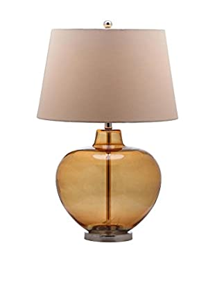 Safavieh Taladega Table Lamp, Umber
