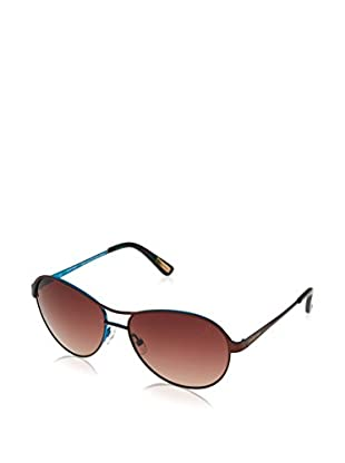 GUESS BY MARCIANO Sonnenbrille GM0714 (58 mm) braun/blau