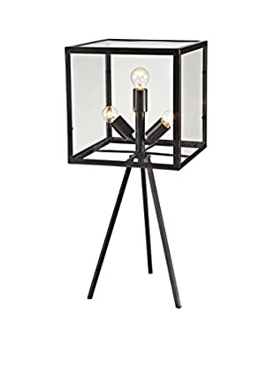 Artistic Lighting Table Lamp, Aged Bronze