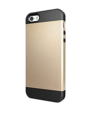 Unotec Hülle Armor iPhone 5 / 5S goldfarben