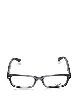 Ray-Ban Gestell 5206 (54 mm) schwarz/grau
