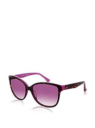 Calvin Klein Sonnenbrille CK4258S-346 (55 mm) havanna/flieder