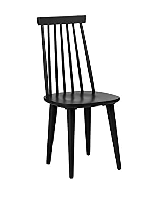 Premier Houseware  Stuhl 4er Set 2404174 schwarz