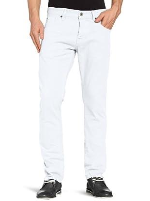Scotch & Soda Jeans Ralston Cuts & Colours (Weiß)