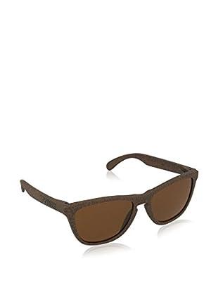 OAKLEY Gafas de Sol Frogskins (55 mm) Tabaco