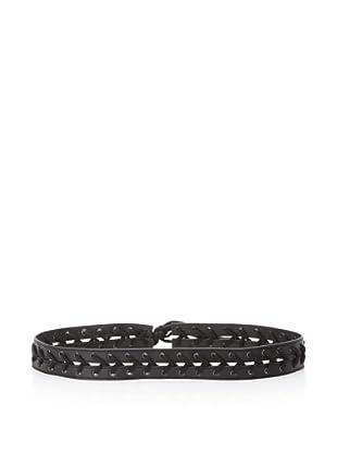 Ann Demeulemeester Women's Laced Belt (Nero)