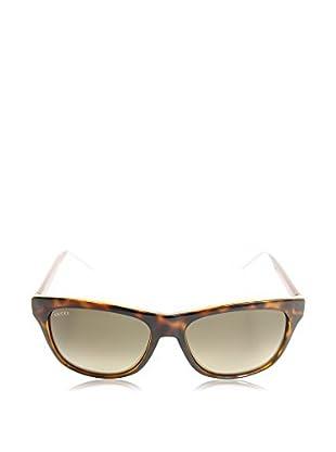 Gucci Gafas de Sol 3709/ S-2W0 (57 mm) Havana