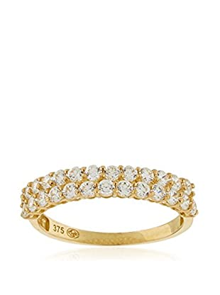L'INSTANT D'OR Anello Double Rang