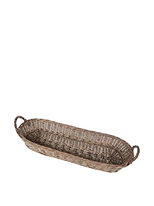 KAF Home Woven Willow French Bread Basket