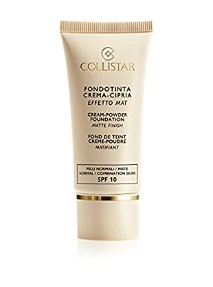 Collistar Foundation Creme N°1 Cameo 10 SPF  30 ml, Preis/100 ml: 63.16 EUR