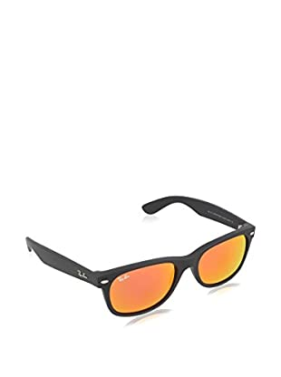 Ray-Ban Gafas de Sol New Wayfarer 2132 622/ 69 (55 mm) Negro