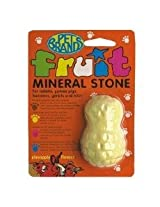 Pet Brands Mineral Stone Pineapple Treat for Small Pets, Small