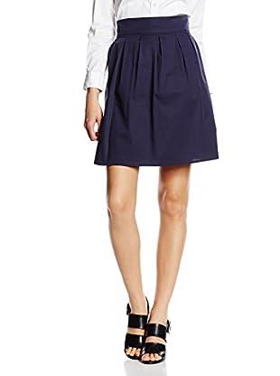 DOLORES PROMESAS, FALDA VUELO - Falda para mujer, color azul, talla 38