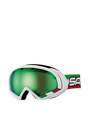 salice occhiali Maschera Da Sci 606Ita Bianco